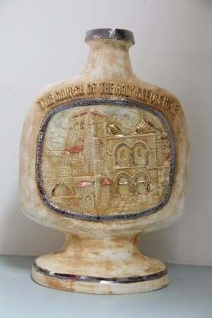 church of the holy sepulchre vase