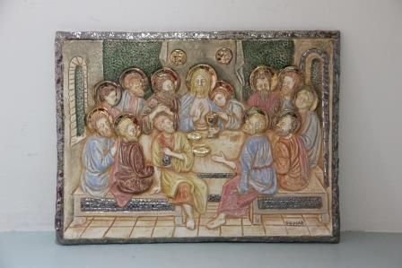 Jesus Last Supper art